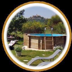 Le Mazet maison de location en Provence