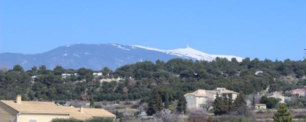 Mont Ventoux Provence Lieu Saint Pierre de Vassols