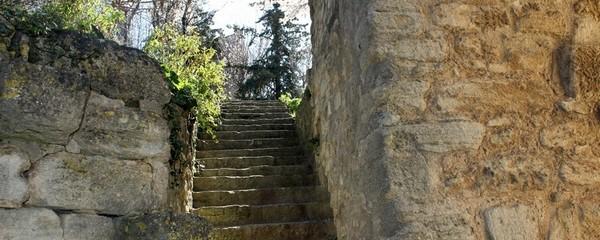 village crillon le brave visite Provence les plus beaux sites