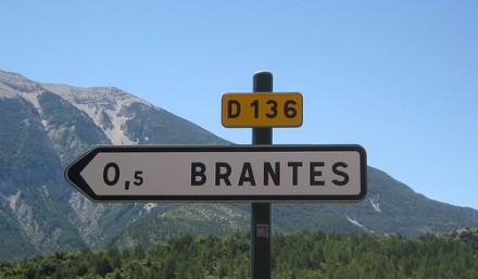Village Brantes Provence
