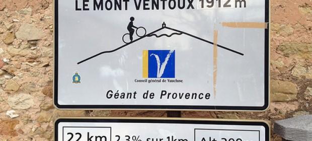 Mont Ventoux Géant de Provence