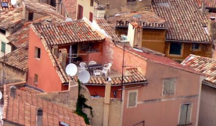 village Malaucène Provence