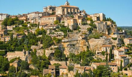 Gordes un village de Provence